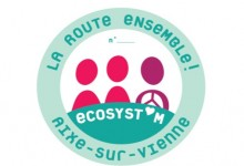 Logo du dispositif de covoiturage EcosystM