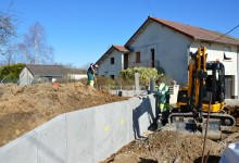 Travaux de Bourgneuf