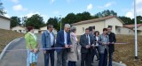 Inauguration des pavillons ODHAC