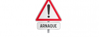 Panneau attention