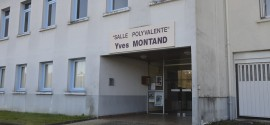 salle Yves Montand