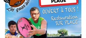 aixe rugby plage 2017